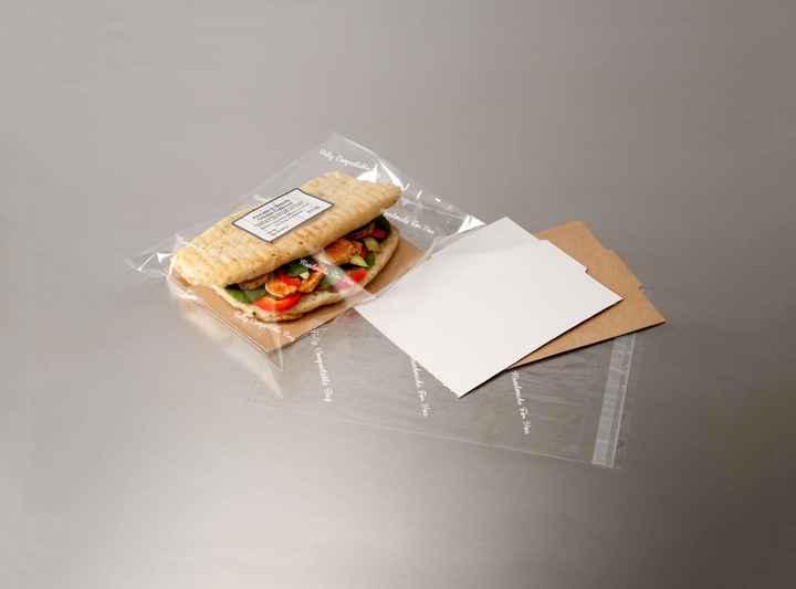 BLA010 - Blanco Multi-Bag & Card Insert
