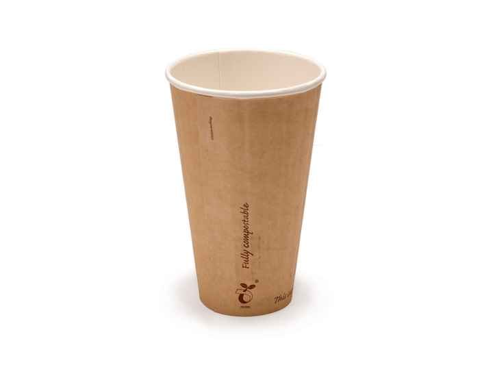 NAT011 - Natural 16oz Bio Cup